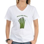 Spargelfest! Women's V-Neck T-Shirt