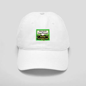 My Golf Is Improving/Jane Swan/ Baseball Cap