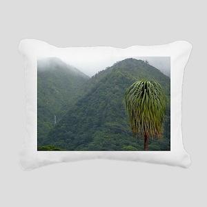 Manoa Falls Rectangular Canvas Pillow