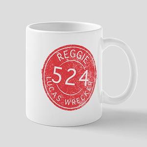 Reggie Stamp Mugs