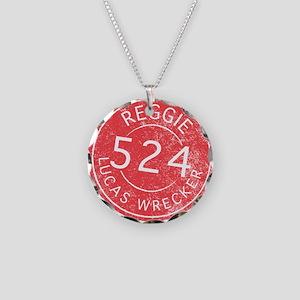 Reggie Stamp Necklace