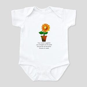 Spiritual Gardening Infant Bodysuit