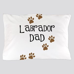 Labrador Dad Pillow Case