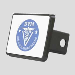 Caduceus DVM (Doctor of Veterinary Science) Hitch