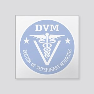 Caduceus DVM (Doctor of Veterinary Science) Sticke