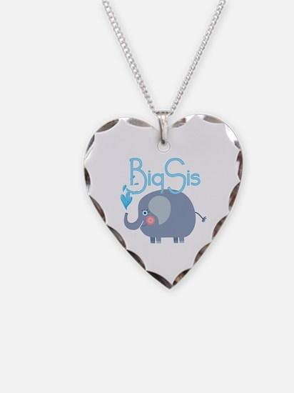 Elephant Big Sis Necklace