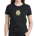 Happy Buddha Women's Dark T-Shirt