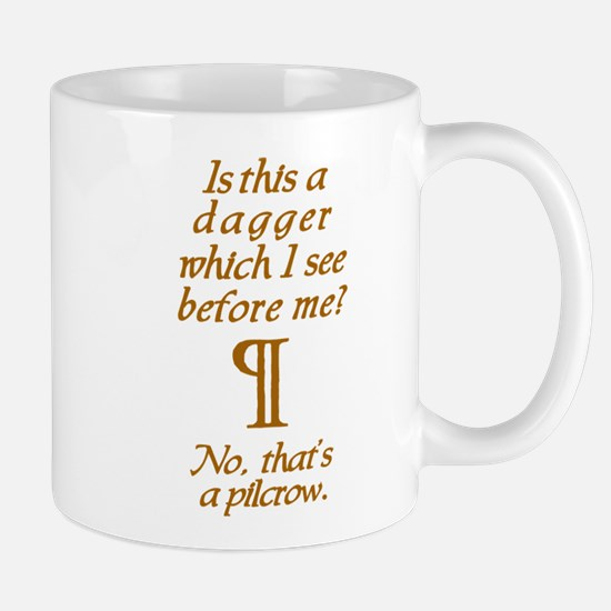 Unique Shakespeare macbeth Mug