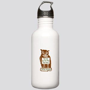 The Owls Are Not What Stainless Water Bottle 1.0L
