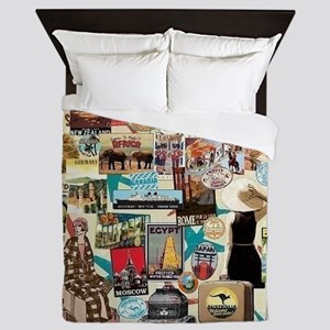 Travel Queen Duvet