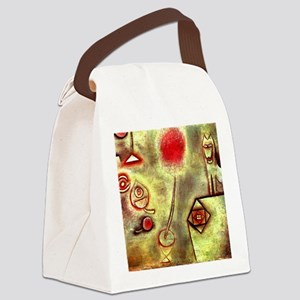 Klee - Still Life with Animal Sta Canvas Lunch Bag