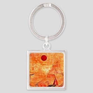 Klee - Marchen Square Keychain
