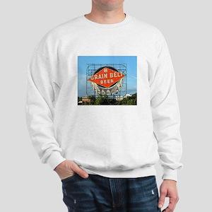 Minneapolis Grain Belt Sign Sweatshirt