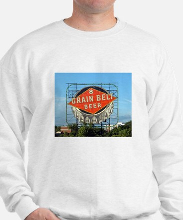 Minneapolis Grain Belt Sign Sweatshirt