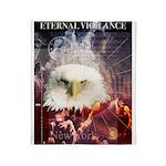 Eternal Vigilance Throw Blanket