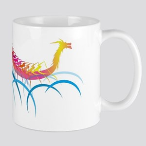 fantastic dragon boat Mug