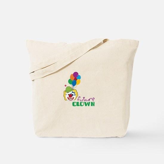 Future Clown Tote Bag