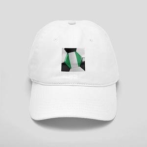 Nigeria Soccer Ball Cap