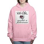 Save a Fish Women's Hooded Sweatshirt