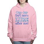 one day Women's Hooded Sweatshirt