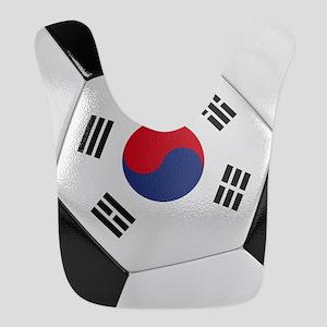 South Korea Soccer Ball Bib