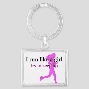 runlikegirl Keychains