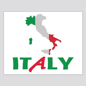 Italy Small Poster