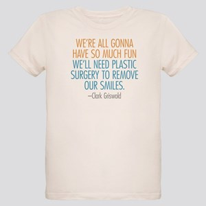 Clark Griswold Quote Organic Kids T-Shirt