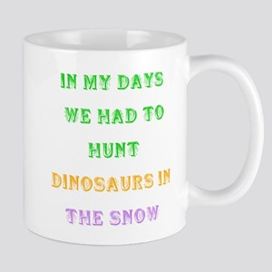 Funny quote about Aging Mugs