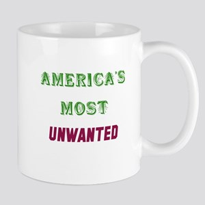 Funny Quote Americas Most Unwanted Mugs