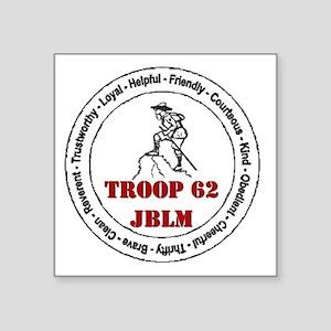 troop 62 Sticker