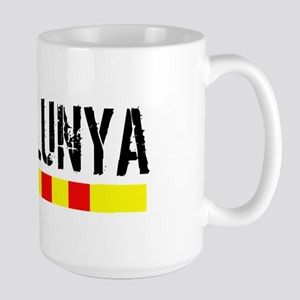 Catalunya Large Mug