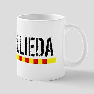 Catalunya: Lleida Mug