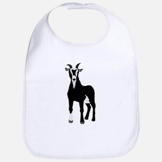 Billy Goat Gruff Bib
