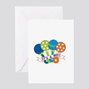 Its A Boy! Greeting Cards