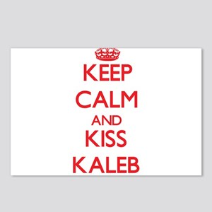 Keep Calm and Kiss Kaleb Postcards (Package of 8)