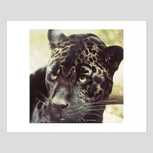 Black Leopard Posters