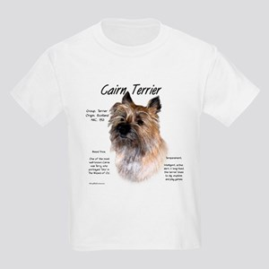 Cairn Terrier Kids Light T-Shirt