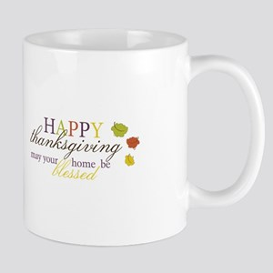 Be Blessed Mugs