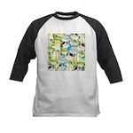 ButterflyfishPattern1 Baseball Jersey