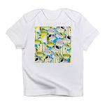 ButterflyfishPattern1 Infant T-Shirt