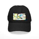 ButterflyfishPattern1 Baseball Hat
