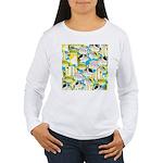 ButterflyfishPattern1 Long Sleeve T-Shirt