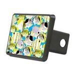 ButterflyfishPattern1 Hitch Cover