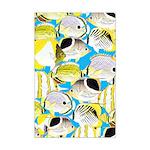 ButterflyfishPattern1 Posters