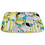 Butterflyfishpattern1 Bathmat