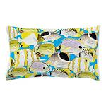 ButterflyfishPattern1 Pillow Case