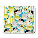 ButterflyfishPattern1 Mousepad