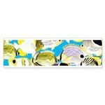 ButterflyfishPattern1 Bumper Sticker