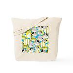 ButterflyfishPattern1 Tote Bag